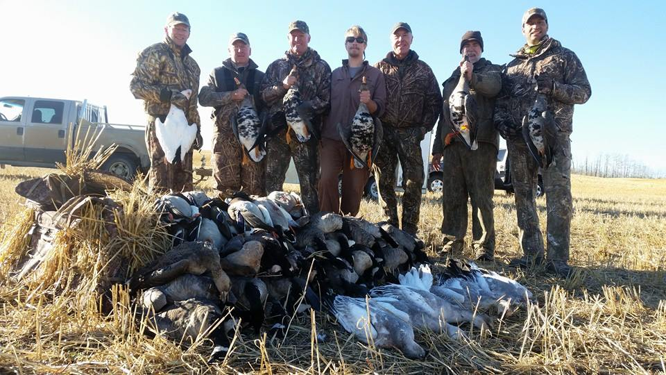 Canada Duck Hunting