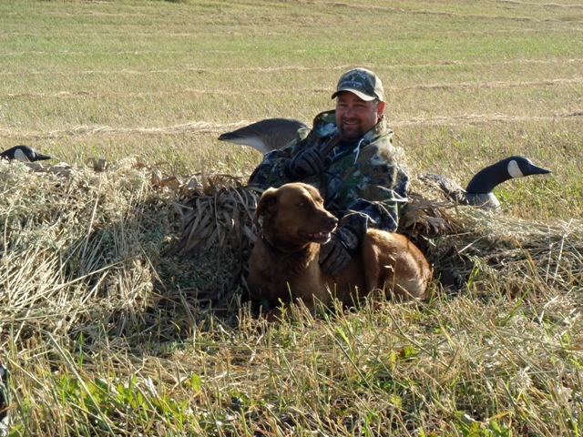 Hunt Canada Goose In Saskatchewan and Alberta